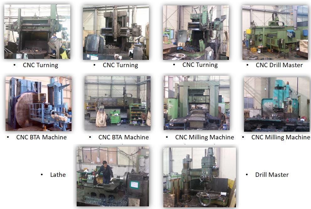 Steel Flanges Fittings Manufacturer